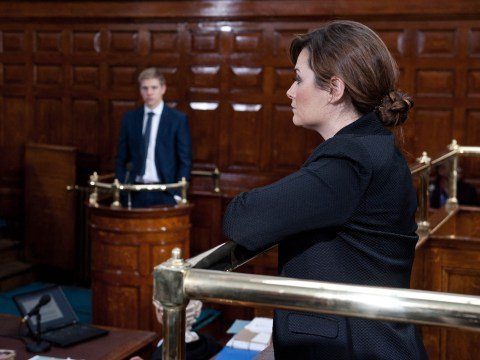 Emmerdale spoilers: Will Robert Sugden condemn Chrissie to jail during her trial?