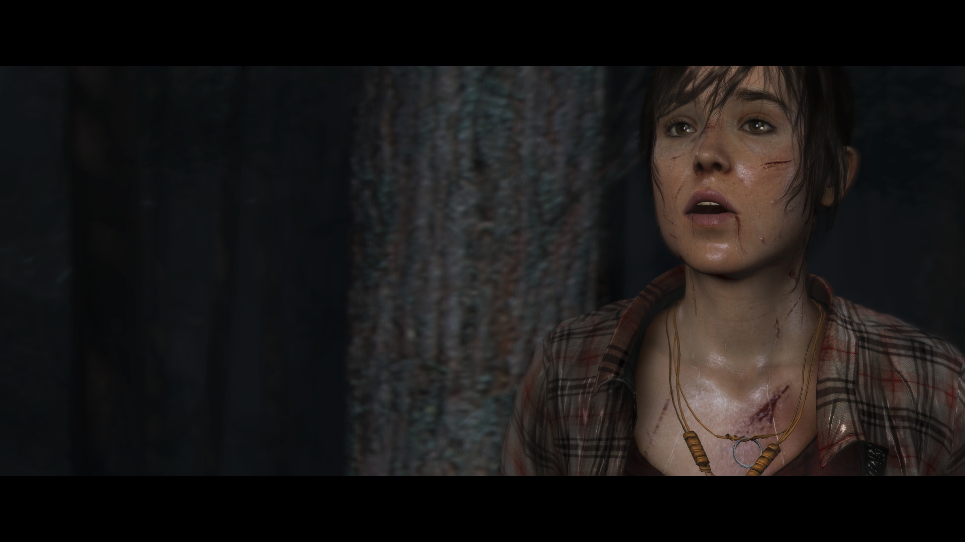 Beyond: Two Souls (PS4) - great graphics, terrible story