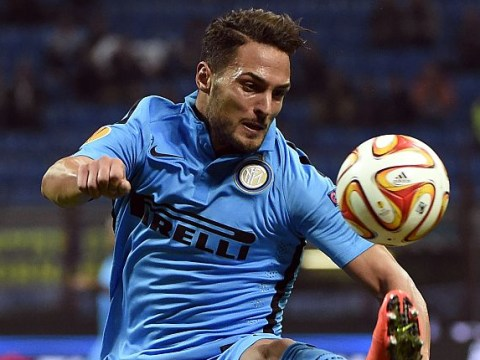 West Ham ready to seal Danilo D'Ambrosio transfer from Inter Milan in January – report