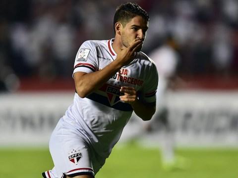 Arsenal aiming to beat Tottenham to Alexandre Pato transfer – report
