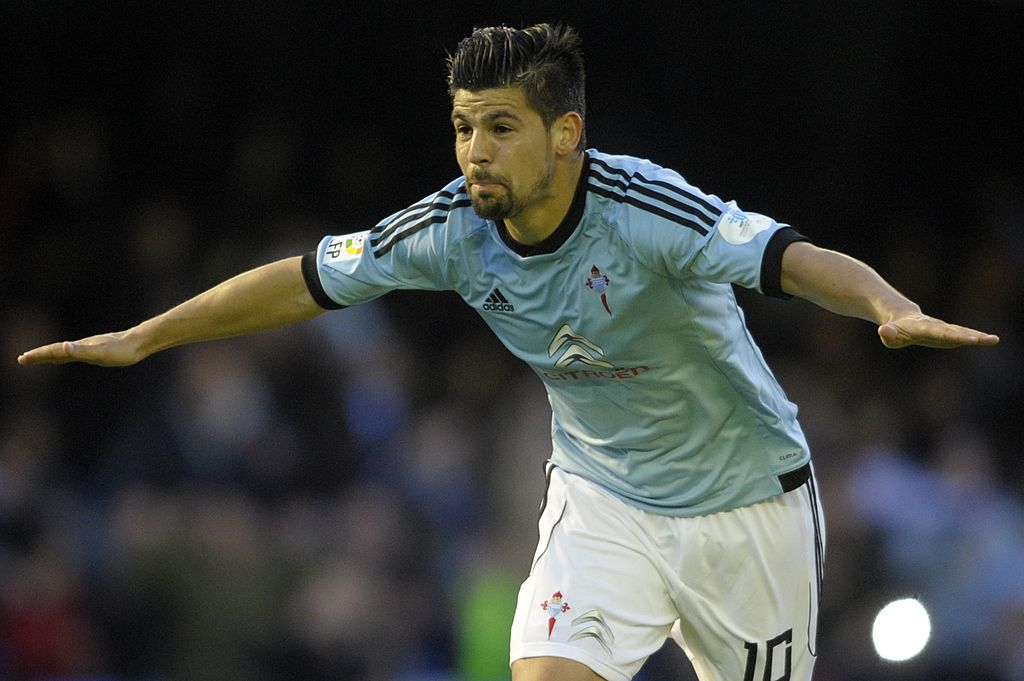 Nolito hints at Arsenal move after liking transfer story on Instagram