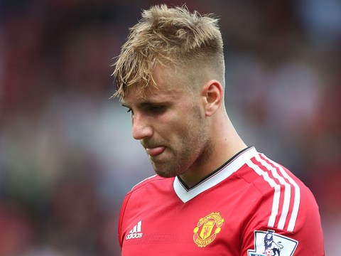 Manchester United's Luke Shaw given time off after struggling to deal with rehabilitation, reveals Louis van Gaal