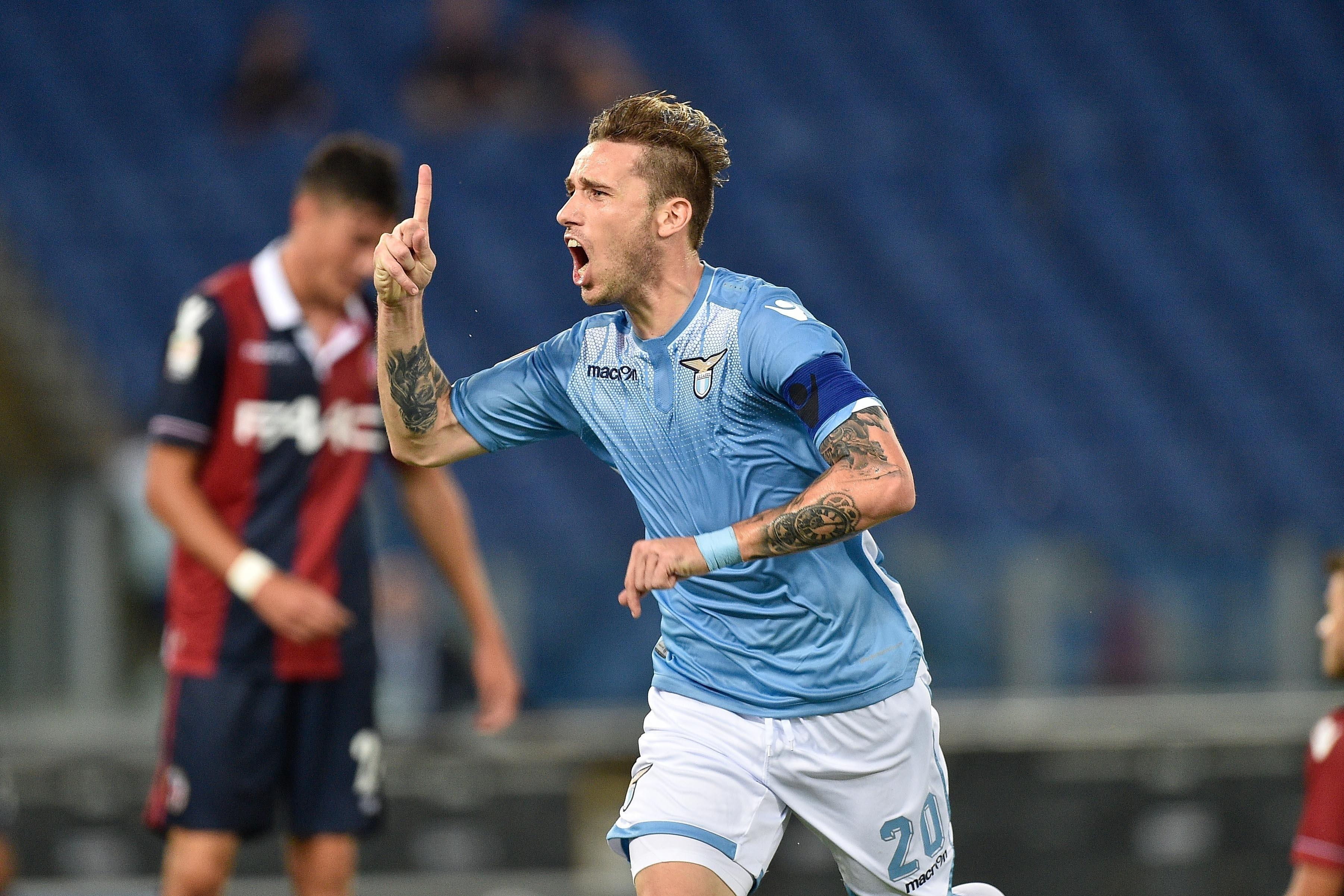 Liverpool can seal transfer of Lazio midfielder Lucas Biglia for £21million, says report