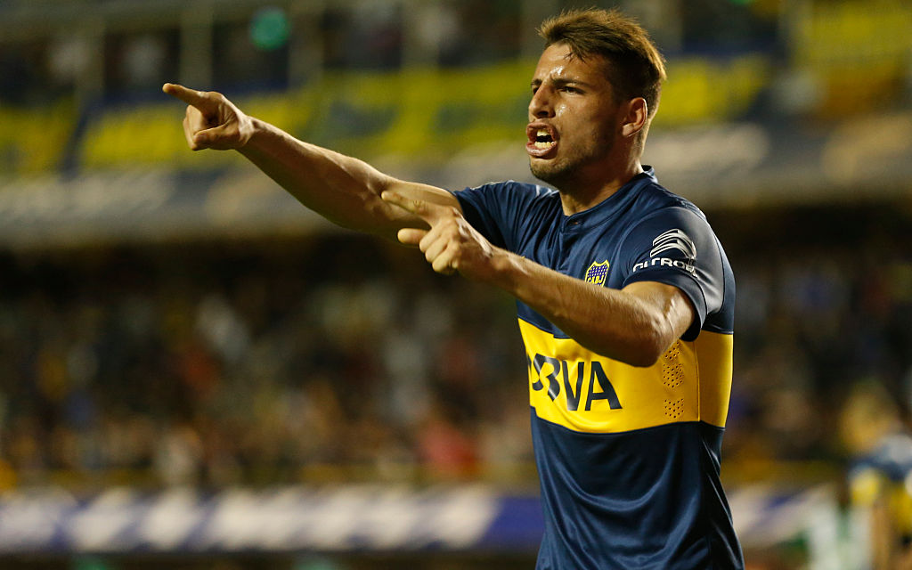 Chelsea eyeing transfer move for Boca Juniors striker Jonathan Calleri – report