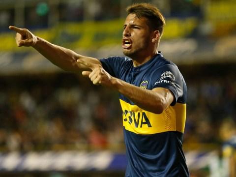 Chelsea eyeing transfer move for Boca Juniors striker Jonathan Calleri – report