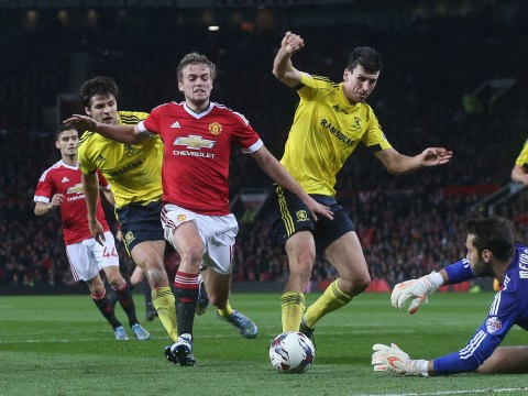 Manchester United's James Wilson must make the most of his strange loan move to Brighton and Hove Albion