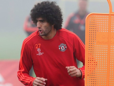 Marouane Fellaini urged to leave Manchester United in January transfer window by Belgium manager