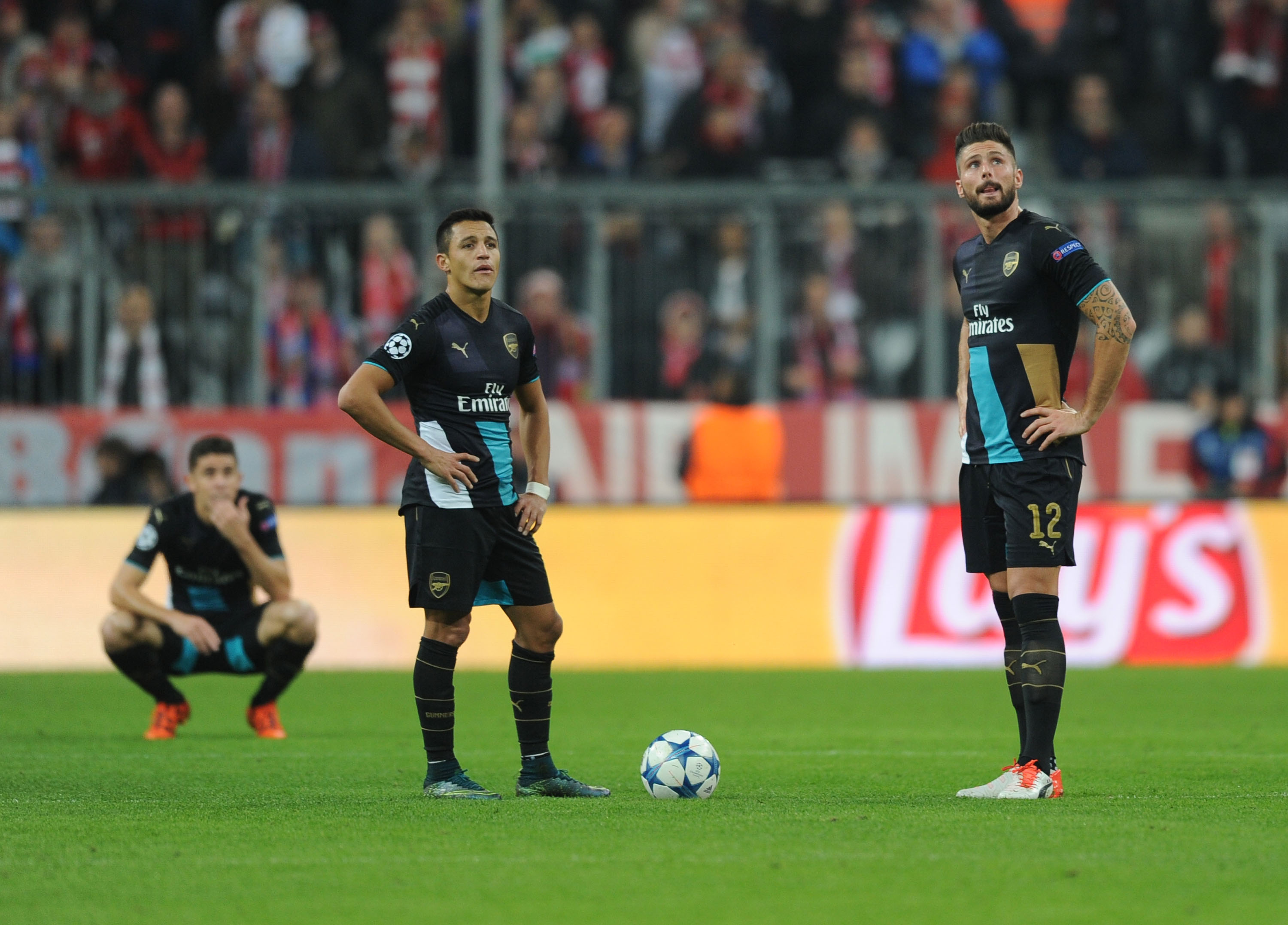 Would it really be all doom and gloom if Arsenal don't make it through the Champions League group stage?