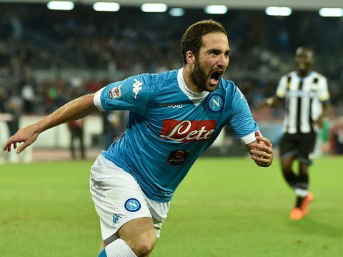 Chelsea ready to move for Gonzalo Higuain transfer if Diego Costa fails to prove himself – report