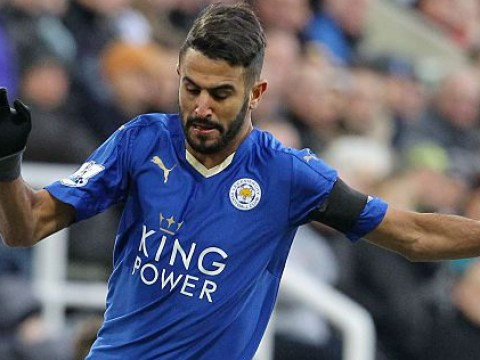 Arsenal boss Arsene Wenger lining up transfer move for Riyad Mahrez in coming weeks – report