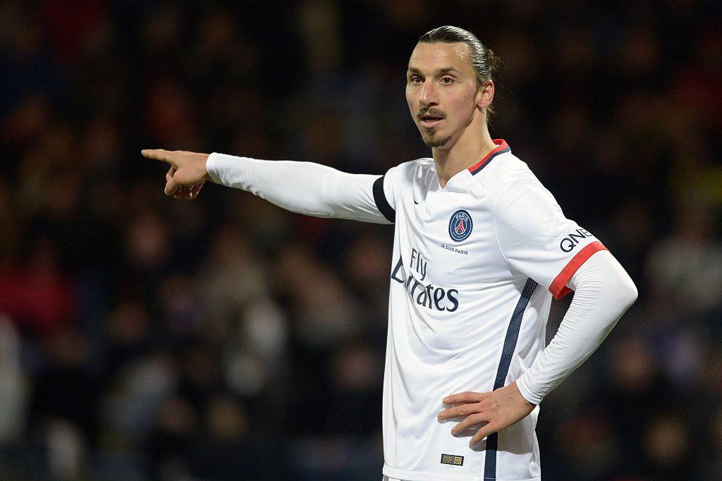 Zlatan Ibrahimovic refuses to rule out sealing Arsenal transfer