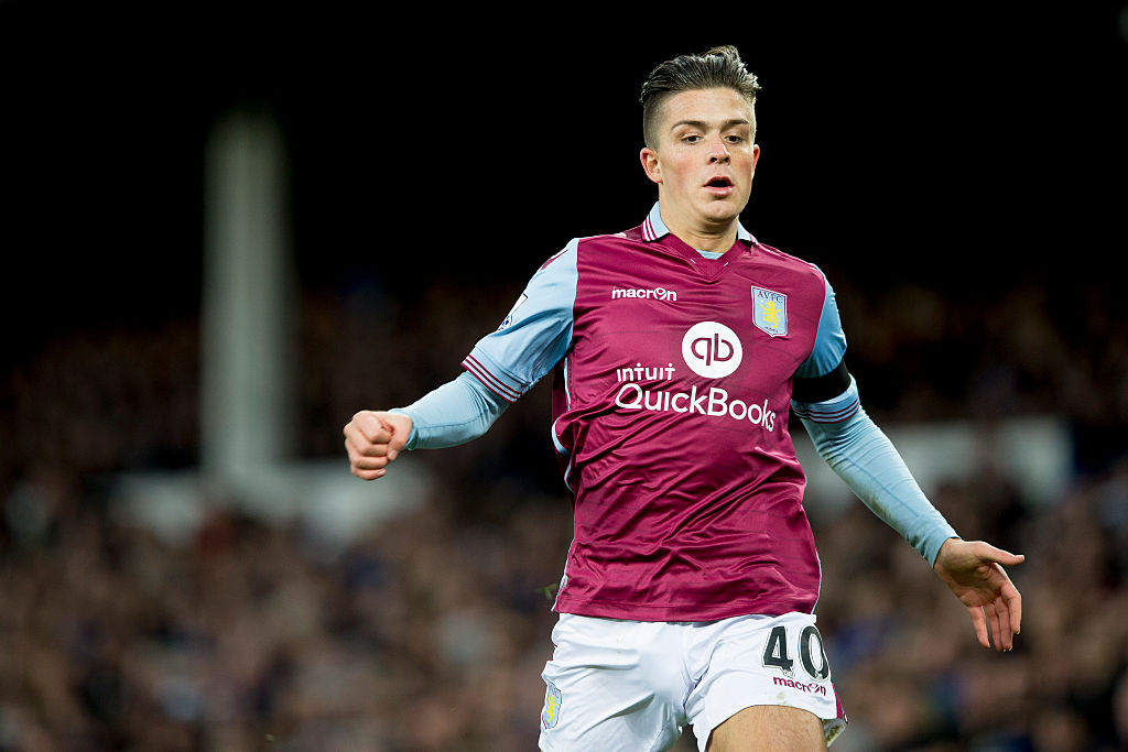 Arsenal legend Paul Merson offers to mentor Aston Villa youngster Jack Grealish