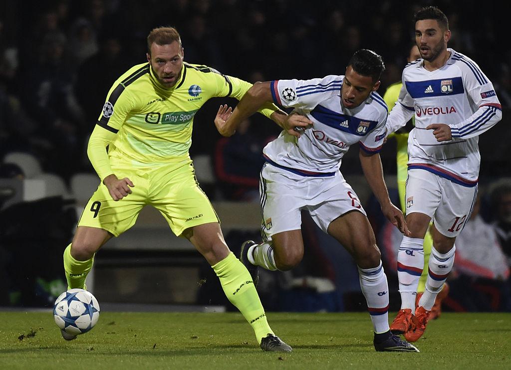 Tottenham hold transfer interest in Gent striker Laurent Depoitre – report