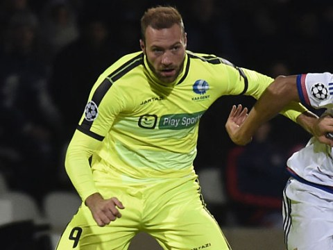 Tottenham hold transfer interest in Gent striker Laurent Depoitre – report