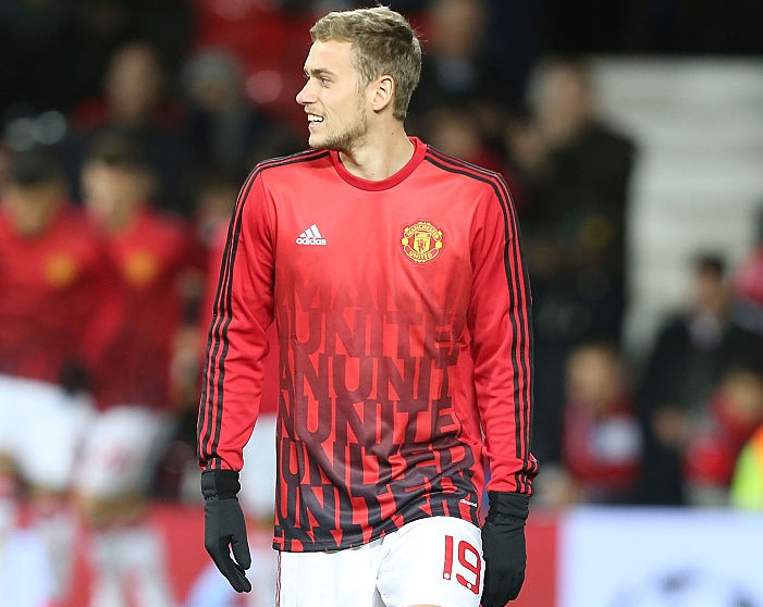 Gary Neville backs Louis van Gaal's controversial decision to send Manchester United ace James Wilson on loan