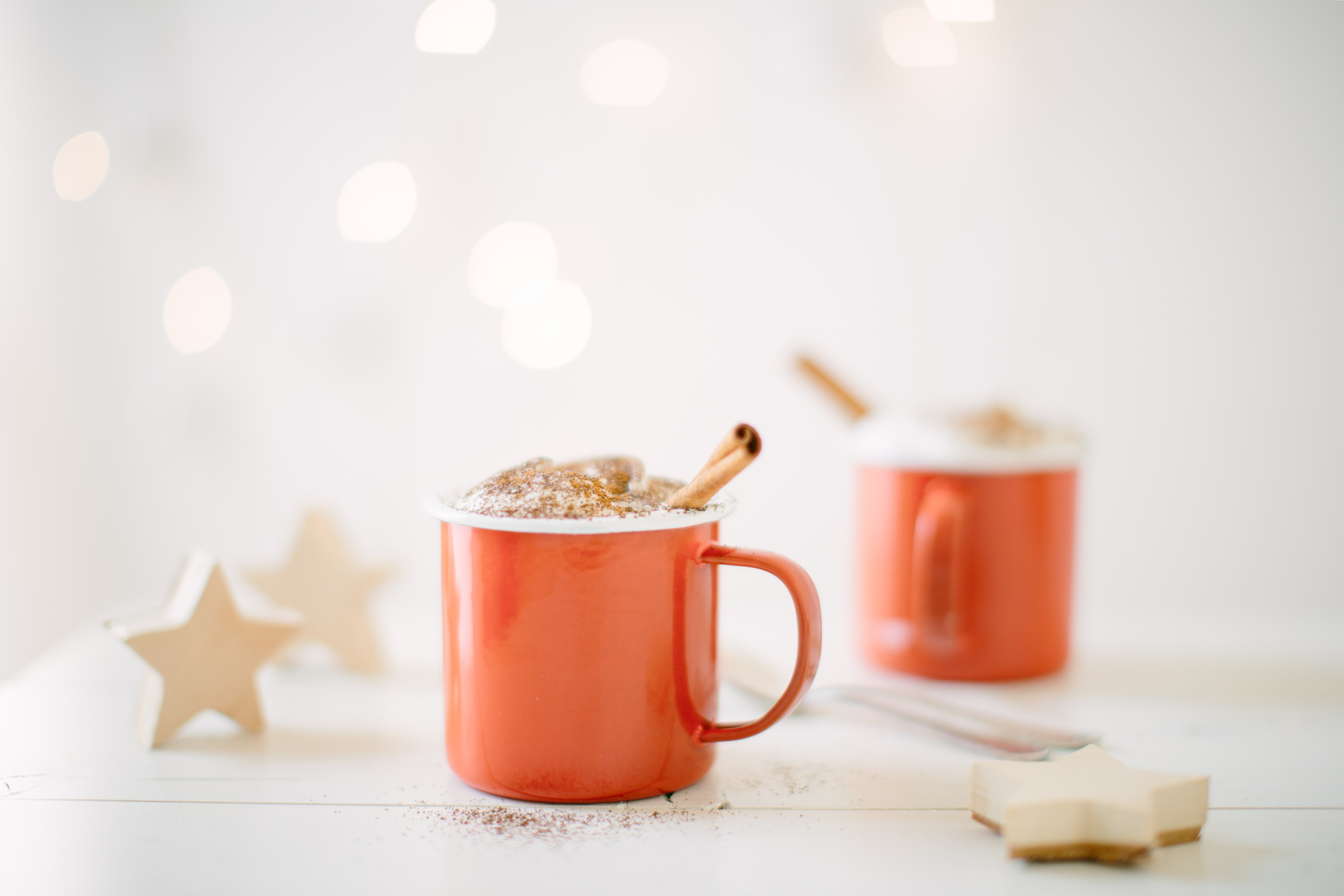15 ways to pimp your hot chocolate this winter