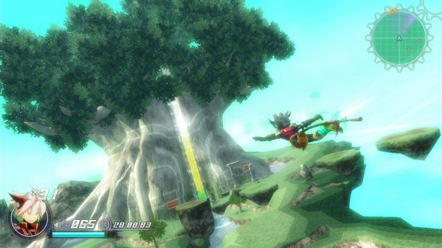 Rodea The Sky Soldier (Wii U) - DrEAMS... into Nightmares