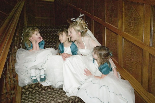 6230a429c21 Winter weddings  7 ways to dress your flower girls and page boys ...