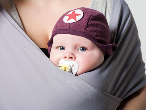 13 reasons you should ditch the pram and try 'babywearing' now