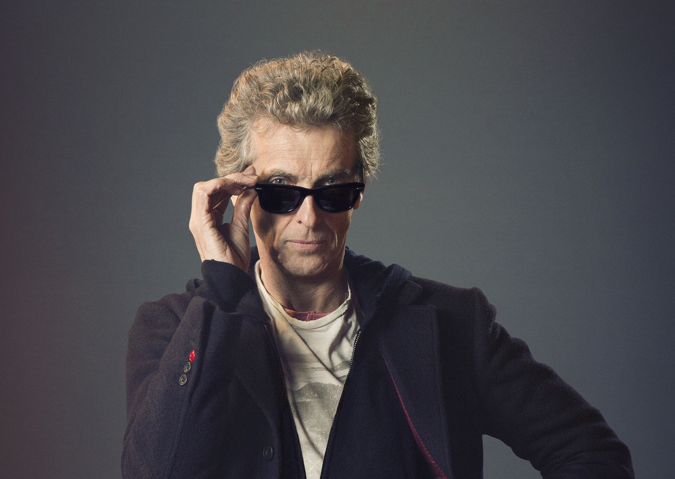 Doctor Who boss Steven Moffat talks Star Trek crossover, Peter Jackson and changing the TARDIS