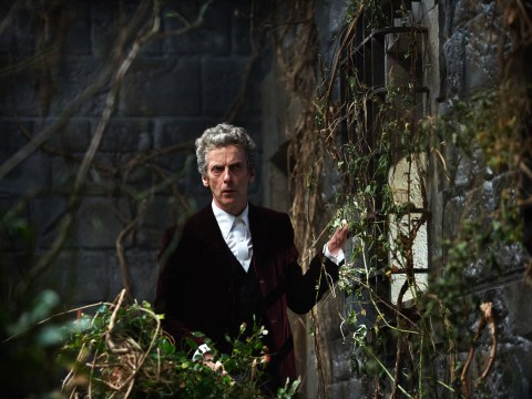 Doctor Who series finale sees Peter Capaldi return to… SPOILERS!