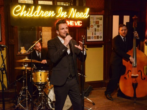 Children In Need 2015: Twitter's convinced Peter Andre and his band were miming