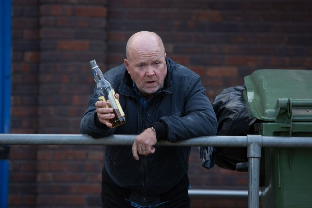 WARNING: Embargoed for publication until 00:00:01 on 16/11/2015 - Programme Name: EastEnders - TX: n/a - Episode: n/a (No. n/a) - Picture Shows: ***FOR IMMEDIATE RELEASE, NO EMBARGO PHIL MITCHELL. Phil Mitchell (STEVE MCFADDEN) - (C) BBC - Photographer: Jack Barnes