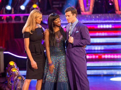 Did Jamelia just hint at a Strictly fix? Singer claims the dance-off 'favoured' Peter Andre