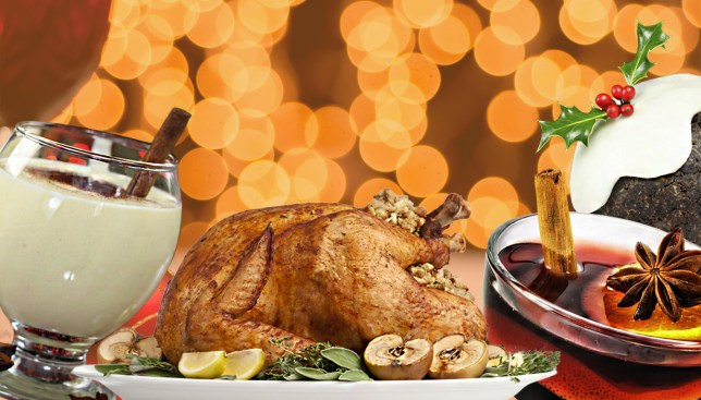These Christmas foods are why we are going to be fat by January CRedit: Getty