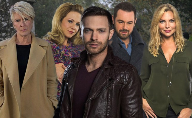 EastEnders: Who will kill Dean? Credit: BBC