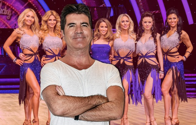 Craig Revel Horwood suggests Cowell appear on Strictly to boost X Factor's ratings Credit: Getty Images