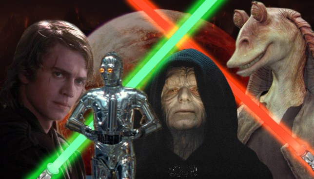 Quiz: How well do you know the Star Wars prequels Credit: Lucas Film/Star Wars