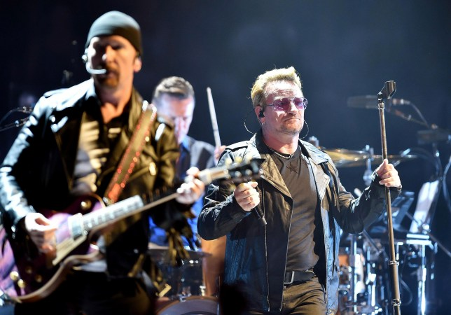 Bono has been named as a woman of the year (Picture: Alessandro Di Marco/ANSA via AP, File)
