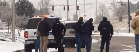 'Multiple victims' in shooting at family planning centre in Colorado Springs