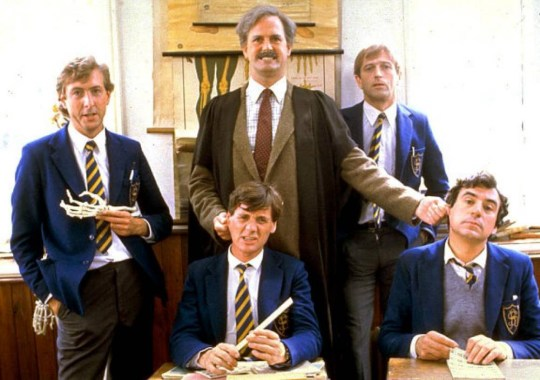 Film: Monty Python's The Meaning Of Life (1983)