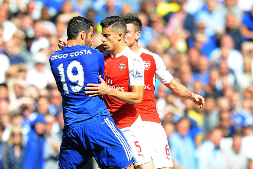 Arsenal star Gabriel thought Chelsea were the club's biggest rivals, not Tottenham