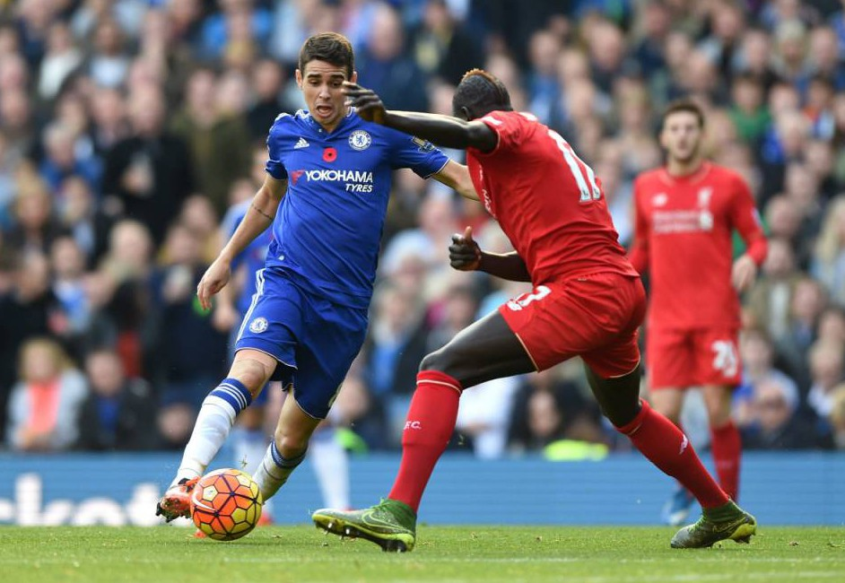 Five Chelsea players that let Jose Mourinho down against Liverpool