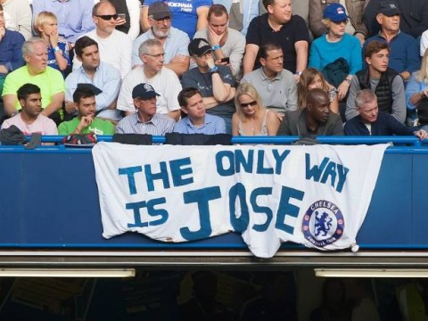 Don't sack him! Chelsea fans must give Jose Mourinho more time to turn things around