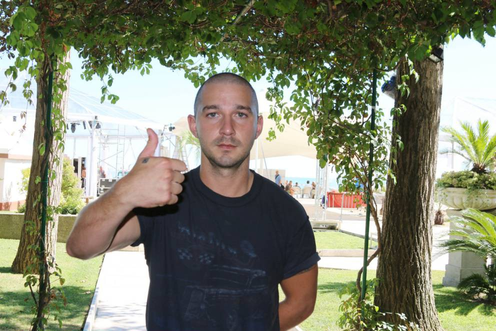 Shia LaBeouf talks about spending time in jail (including nice sleeps and terrific egg sandwiches) in new book