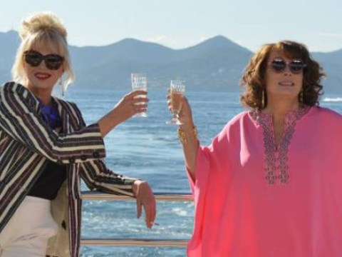 Does Kate Moss get KILLED OFF in new Absolutely Fabulous movie?