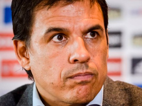 Wales manager Chris Coleman hits out at Arsenal manager Arsene Wenger over Aaron Ramsey cheap shot