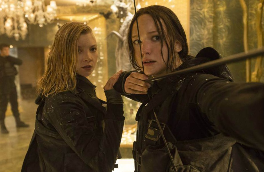 Lionsgate just blamed terrorists for The Hunger Games Mockingjay – Part Two's bad box office
