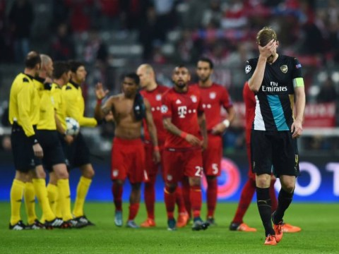 Arsenal must focus on Tottenham Hotspur after awful Champions League thrashing against Bayern Munich