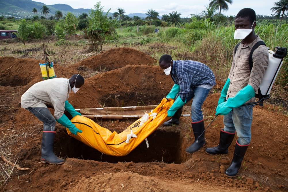 Woman dies from Ebola in Liberia only months after West Africa declared virus-free