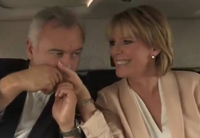 Eamonn Holmes and Ruth Langsford find out How the Other Half Lives on Channel 5.