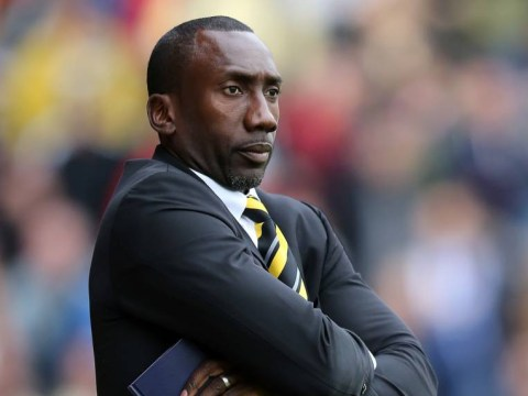 Could Burton Albion's Jimmy Floyd Hasselbaink be the manager to take Fulham up to the Premier League?