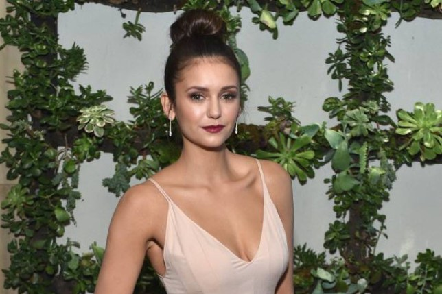 LOS ANGELES, CA - OCTOBER 19: Actress Nina Dobrev attends the 22nd Annual ELLE Women in Hollywood Awards presented by Calvin Klein Collection, LâOréal Paris, and David Yurman at the Four Seasons Los Angeles at Beverly Hills on October 19, 2015 in Beverly Hills, California (Photo by Stefanie Keenan/Getty Images for ELLE)