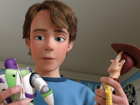 Toy Story theory about Andy's dad is 'fake news', claims Pixar writer