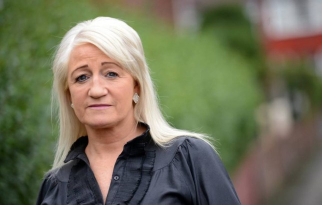 Bernadette Walsh, 53, says she was mistakenly told her mum was dead by nurses at North Manchester General Hospital... .. .. Pic Dominic Salter.. Pic from MEN Syndication.. .. Mitchell Henry House.. Hollinwood Avenue.. Chadderton.. Oldham.. OL9 8EF.. syndication@men-news.co.uk