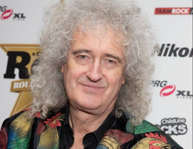 LONDON, ENGLAND - NOVEMBER 11: Brian May of Queen attends the Classic Rock Roll of Honour at The Roundhouse on November 11, 2015 in London, England. (Photo by Jo Hale/Getty Images)